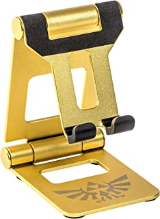PowerA Compact Metal Stand Zelda Breath of The Wild - Gold - Nintendo Switch