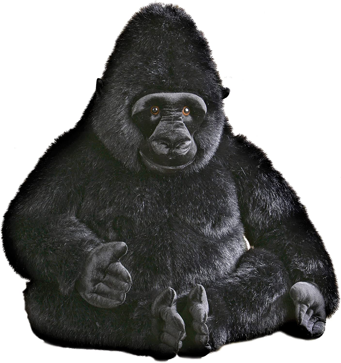 Aurora Gunga Gorilla Miyoni Plush Stuffed Animal 45