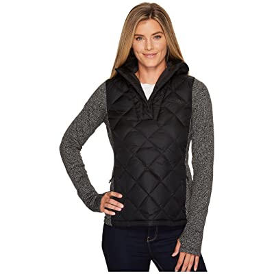 The North Face Harway Hybrid Pullover (TNF Black) Women