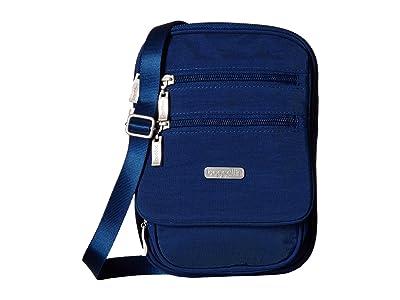 Baggallini Legacy Journey Crossbody (Pacific) Cross Body Handbags