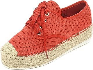 Vila Veloni Women Zaragoza Platform Wedge Sandals-Comfort Open Toe Buckle Strap Summer Casual Heeled Slip-on