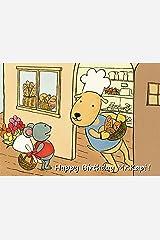 """「ハッピーバースデーかぴさん !」かぴさんホッコリ絵本シリーズ """"Happy Birthday, Mr. Kapi!""""Mr. Kapi's Warm and Fluffy Picture Book Series (Japanese with English translation) オンデマンド (ペーパーバック)"""