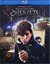 Fantastic Beasts and Where to Find Them [Blu-Ray] (English audio. English subtitles)