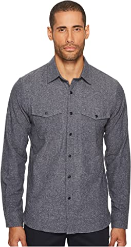 Todd Snyder - Patch Flap Speckled Shirt