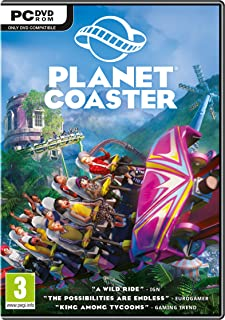 Planet Coaster - PC Download