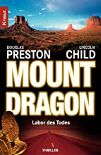 Mount Dragon: Labor des Todes (German Edition)