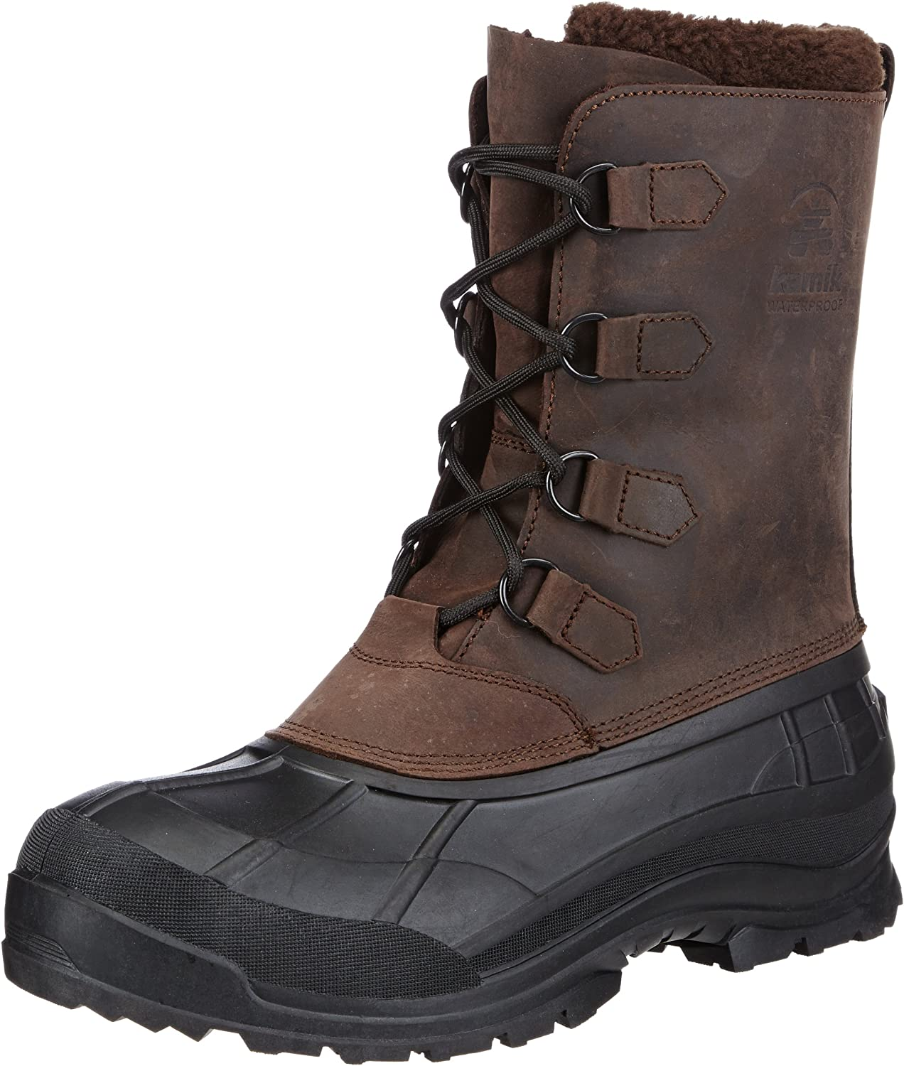 Kamik Men's Alborg Cold Weather Boot