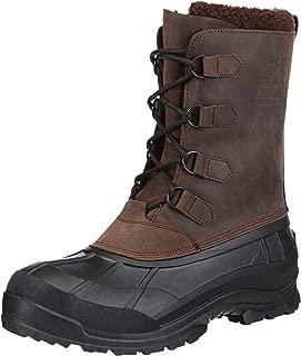 Kamik Mens Alborg Boots - Tan - Size: 9