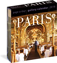 Paris Page-A-Day Gallery Calendar 2019