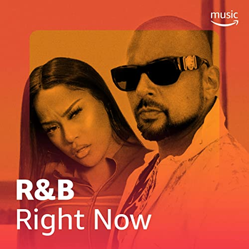 R&B Right Now by Kehlani, DJDS, DigDaT, Wiley, Odunsi (The