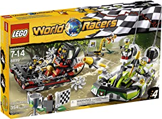LEGO World Racers Gator Swamp 8899