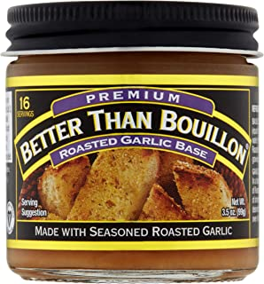 Better Than Bouillon Roasted Garlic Base, 3.5 Ounce