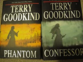 Sword of Truth Books 10 & 11 Set: Phantom, Confessor