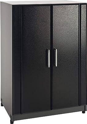 """37"""" H x 24"""" W x 18.63"""" D 2 Door Base Cabinet"""