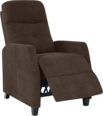 Amazon.com: Devoko - Silla reclinable ajustable de piel ...