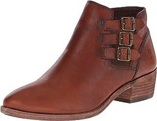 حذاء برقبة حريمي بحزام من FRYE