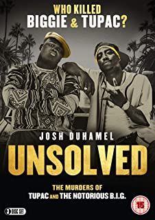 Unsolved: The Murders of Tupac and the Notorious B.I.G. [Region 2]
