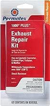 Permatex 80334-12PK 1000 Degree Plus Exhaust Repair Kit (Pack of 12)