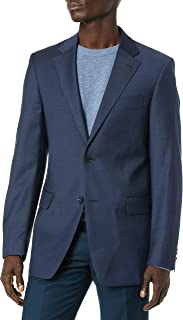 Men's Modern Fit Suit Separates with Stretch-Custom...