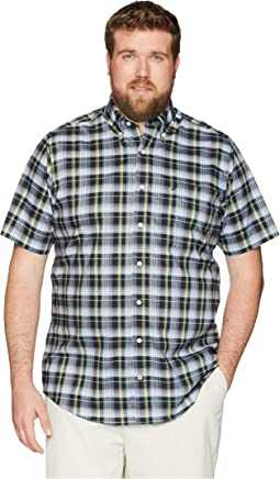 Nautica Big & Tall Big & Tall Plaid Woven