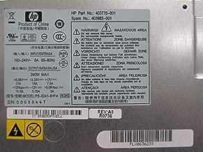 HP Compaq 403778-001 DC7700 SFF 240W SATA Power Supply 403985-001 DPS-240FB