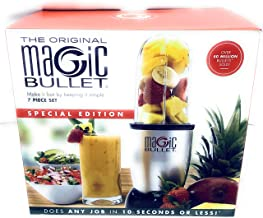 The Original Magic Bullet Special Edition 7-Piece Set Blender