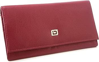 RFID Wallet Ladies Clutch - RFID Protective Ladies Wallet - RFID Secure Wallets Stop Electronic Pickpocketing