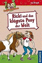 Ponyfreundinnen, 1, Ricki und das klügste Pony der Welt (German Edition)