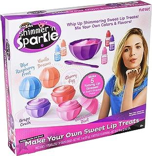 Cra-Z-Art Shimmer 'N Sparkle Make Your Own Sweet Lip Treats