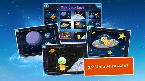 『スペースパズル』の5枚目の画像