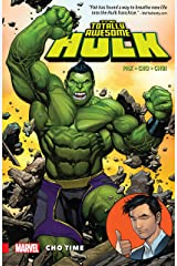 The Totally Awesome Hulk Vol. 1: Cho Time (The Totally Awesome Hulk (2015-2017)) Kindle Edition