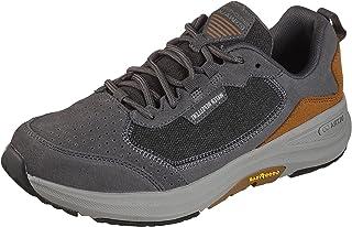 حذاء مشي رجالي ماركة Skechers Gowalk Outdoors Minsi - مقاوم للماء ومضاد للانزلاق