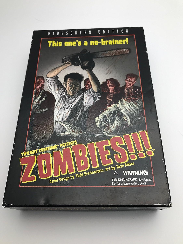 Twilight Creations 2000  Zombies    englische Ausgabe