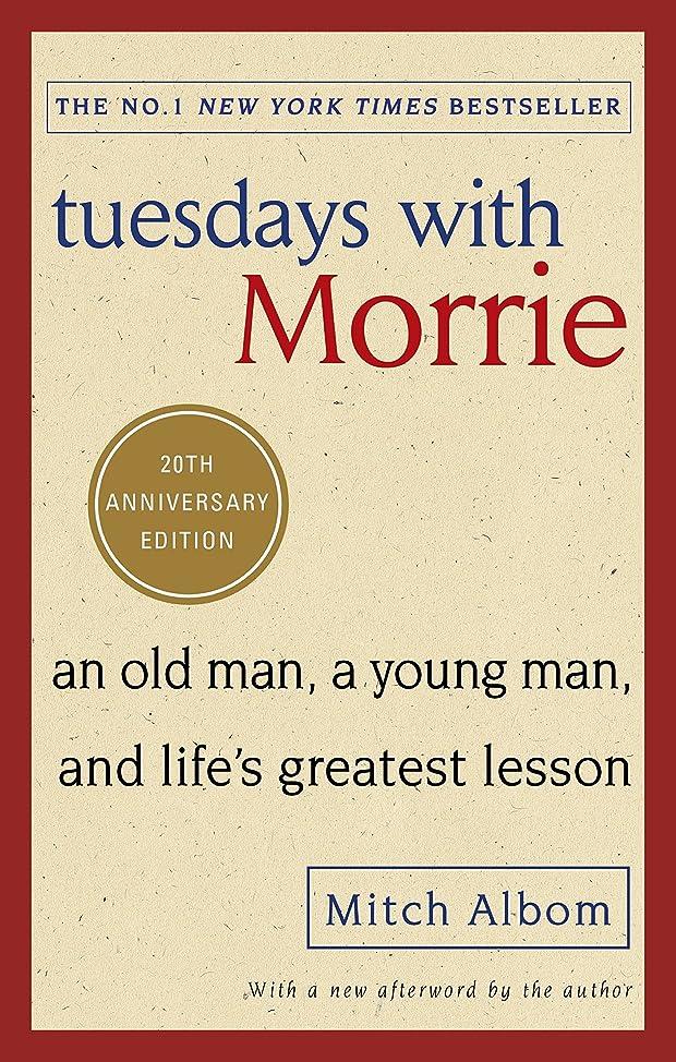 そばにモール歯痛Tuesdays With Morrie: An old man, a young man, and life's greatest lesson (English Edition)