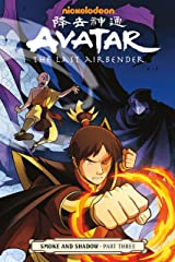 Avatar: The Last Airbender- Smoke and Shadow Part Three Kindle Edition