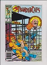 lion and thunder comic