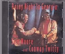 Rainy night in Georgia (& Conway Twitty)