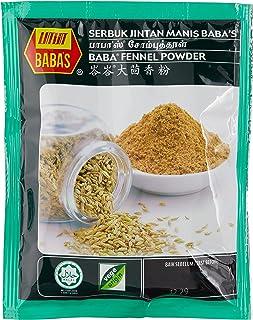 Baba's Fennel Powder, 70 g