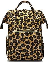Printing Diaper Bag Large Capacity Waterproof Nursing Backpacks Nappy Bags for Mom