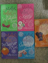 Five Cathy Hopkins Paperbacks (Mates, Dates and Inflatable Bras...Designer Divas..Sole Survivors...Cosmic Kisses...Sleepov...