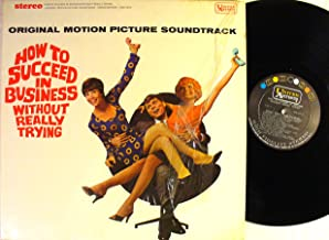 How To Succeed in Business Without Really Trying soundtrack