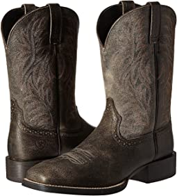 Ariat Sport Western Wide Square Toe