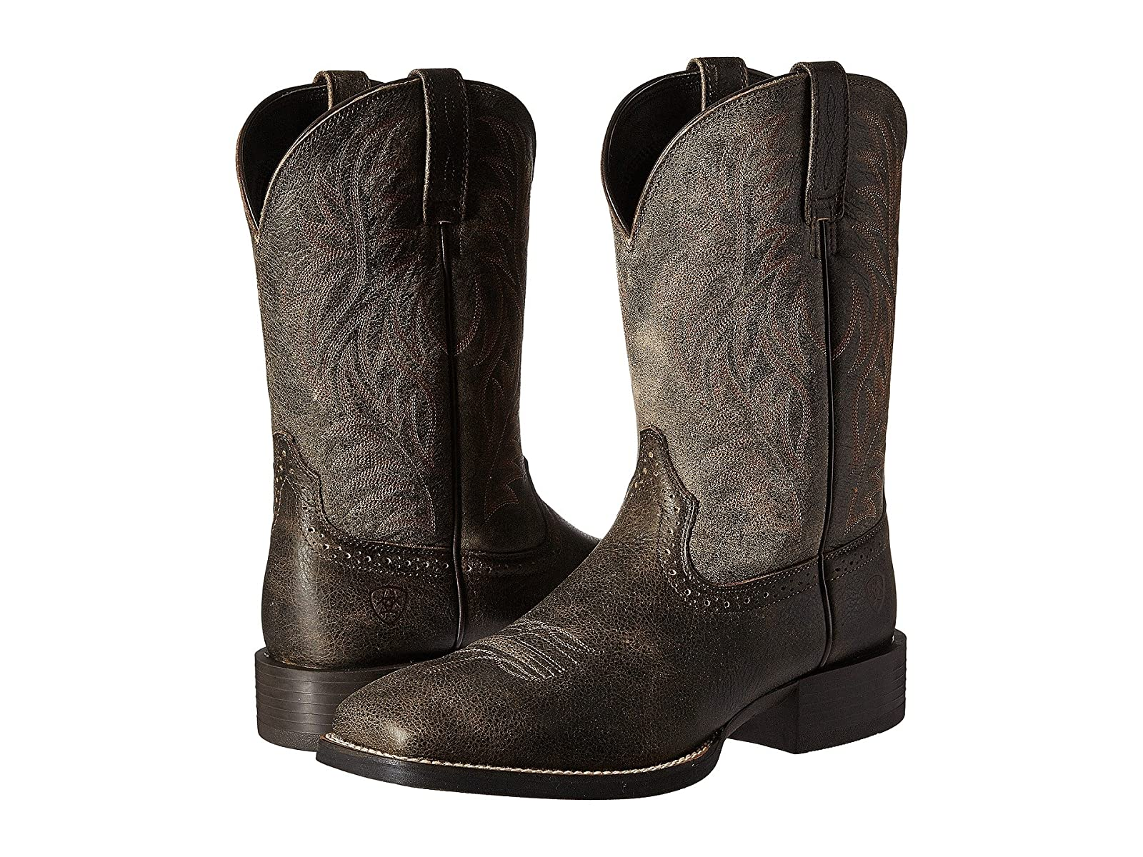Man's/Woman's:Ariat Sport Selling Western Wide Square Toe: Selling Sport Price dea6aa