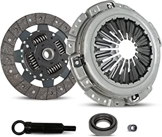 Clutch Kit Works With Nissan Frontier Desert Runner Pro-4x S Sl Sv Le Off-Road Sport Nismo 2005-2014 4.0L V6 GAS DOHC Naturally Aspirated
