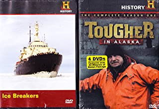 Tougher In Alaska , Ice Breakers: The History Channel Ice Cold 2 Pack : 5 Disc Collection