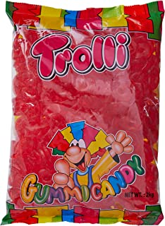 Trolli A Lips Bag, 2 kg, No Flavour Available