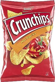 Lorenz Snack World Crunchips Hot Paprika, 10er Pack 10 x 175g