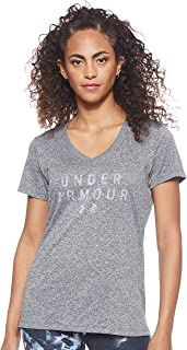 Under Armour Women's Tech SSV Graphic TEES AND T-SHIRTS