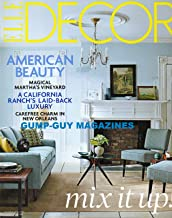 Elle Decor Magazine-July/August 2008 issue-American Beauty