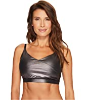 Ivanka Trump - Cross Front Skinny Strap Sports Bra